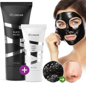 O'linear Black Charcoal Mask Blackhead Remover