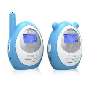 Tenker Baby Monitor with Temprature Sensor
