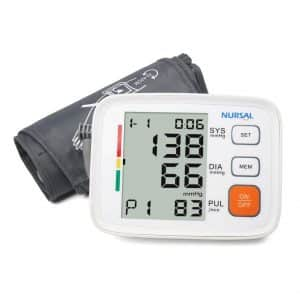 Upper Arm Digital Blood Pressure Monitor with WHO Indicator