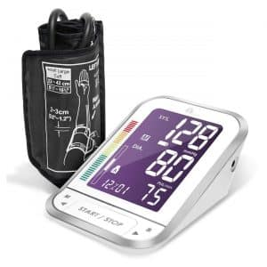 1byone Upper Arm Digital Blood Pressure Monitor