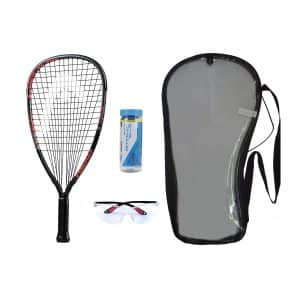 Deluxe Racquetball Kit