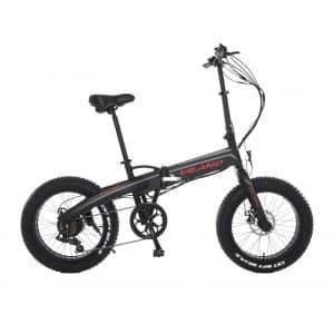 Vilano Neutron Electric Folding Fat Bike