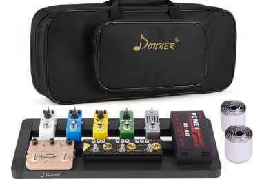 Donner Guitar DB-4 Pedal Board Case
