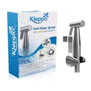 Kleppo Cloth Diaper Sprayer Kit