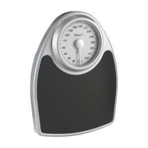 Thinner scales Analog Bathroom Scale
