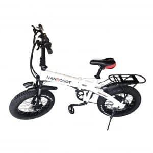 NANROBOT N4 Foldable Electric Bike for Adults