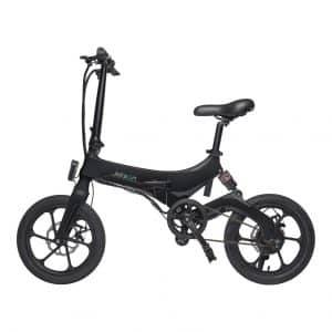 Jetson Metro Electric Folding Bike with Twist Throttle