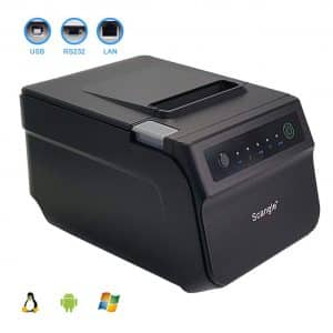 Scangle SGT-88IV Desktop USB Direct Thermal POS Receipt Printer