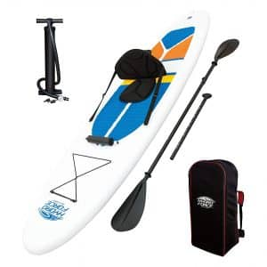 Bestway HydroForce White Cap Inflatable Stand Up Paddleboard