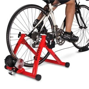 Deuter Bike Stand Trainer Stationary Magnetic Exercise Bicycle