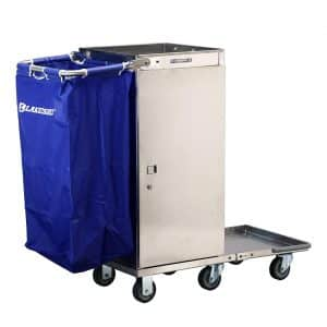 Lakeside 58580 Housekeeping Cart