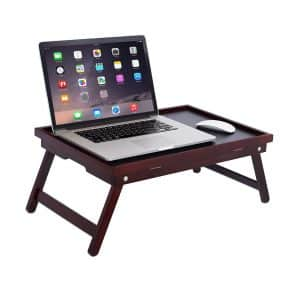 BirdRock Laptop Stand - Home Bamboo Lap Tray