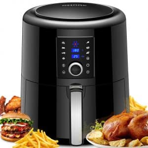 OMORC Power Air Fryer Oven