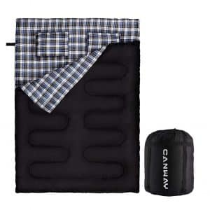 Canway Flannel Sleeping Bag