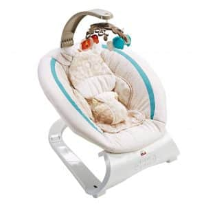 Fisher-Price Baby Bouncer, Soothing Savanna