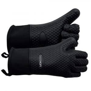 GEEKHOM Grilling Gloves