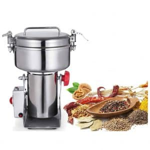 Mophorn Grain Grinder Electric Mill