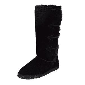 Kemi Classic Emily Fashionable Winter Triplet Toggle Women Boots