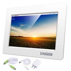 UNIROI 7 inch HD LCD Screen HDMI Monitor