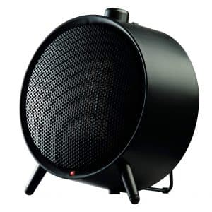 Honeywell Uberheat HCE200B Ceramic Heater, Black