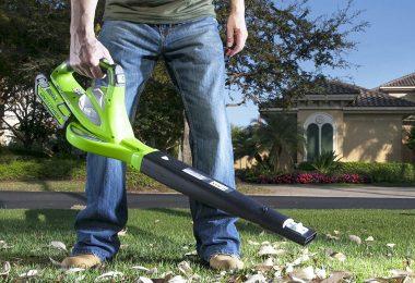 stihl leaf blowers