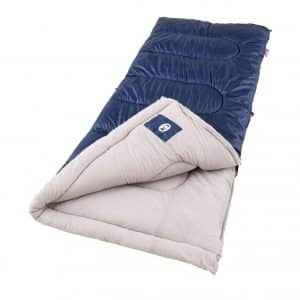 Coleman Palmetto Adult Cool Weather Sleeping Bag