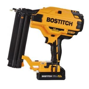 BOSTITCH BCN680D1 20V MAX 18 Gauge Cordless Brad Nailer