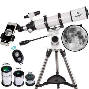 Gskyer Telescope 600x90mm Telescope