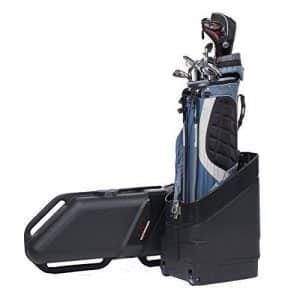 HUNSAKER USA Golf Travel Case Iron-Locker with Wheels
