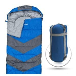 Abco Tech Waterproof Envelope Lightweight Comfort Sleeping Bag