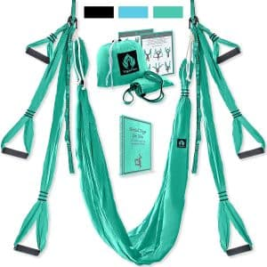 Yoga4you Trapeze Yoga Kit with Extension Straps and eBook