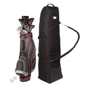 Athletico Padded Carry Golf Bags Travel Bag