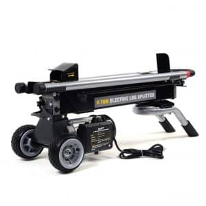 Goplus 6 Ton Electric Log Splitter