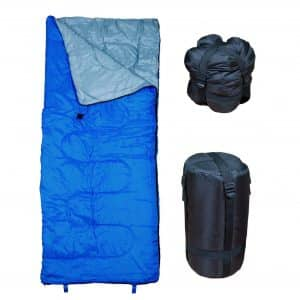 REVALCAMP Sleeping Bag Outdoor and Indoor Usage Compact Bags
