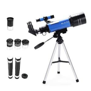 70mm Refractor Telescope by MaxUSee