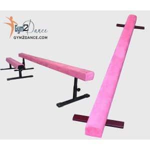 Gymnastics Balance Beam 4', 8', Risers