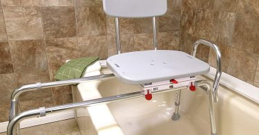 transfer bench with swivel seats