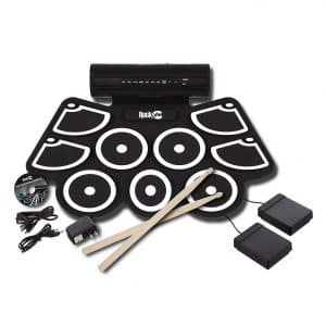 RockJam Portable Electronic Drum Kit with some Built in Speakers