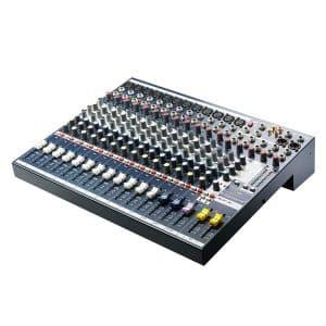 Soundcraft EFX12 Compact Mixer