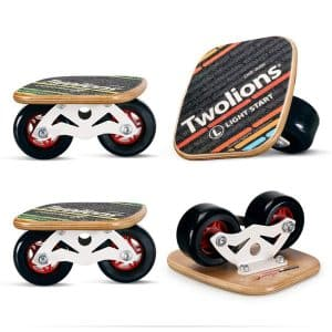 EASY BIG Outdoor Road Drift with PU Wheels & ABEC-9 608 Bearings