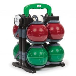 EastPoint Sports Bocce Ball Set with Deluxe Carrying Case