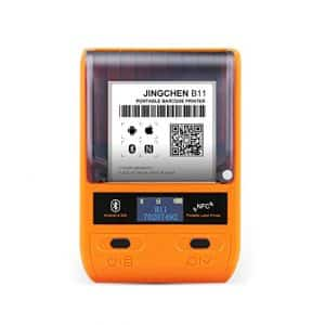 JINGCHEN Portable Thermal Label Printer