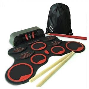 MINIARTIS Drum Kit – with Built-In Speakers