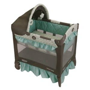 Graco Pack 'n Play Travel Lite Baby Crib