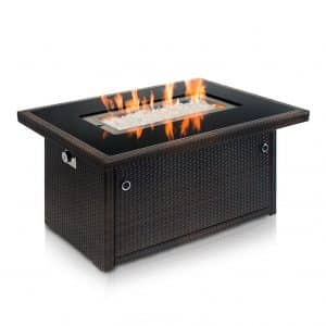 Outland Living Series 401 44-Inch Outdoor Propane Gas Fire Pit