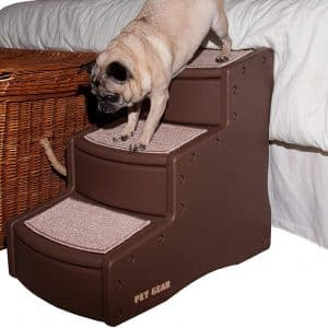 Pet Gear 3-Step Pet Stairs