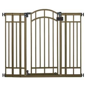 Summer Infant Extra Tall Baby Gate, Bronze