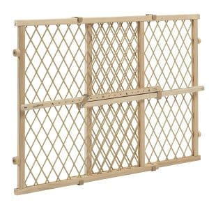 Evenflo Position & Lock Wooden Gate