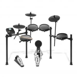 Alesis Drums Nitro Kit | 60 Play-Along Tracks & Drum Key included
