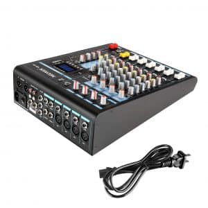 Neewer Stereo Mixer 8 Channel Mixer